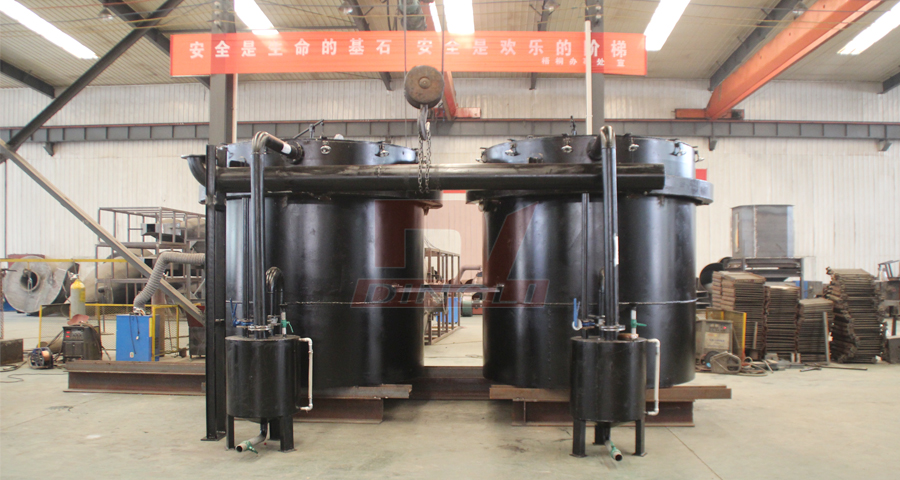 Coconut Shell Carbonization Furnace will delivery