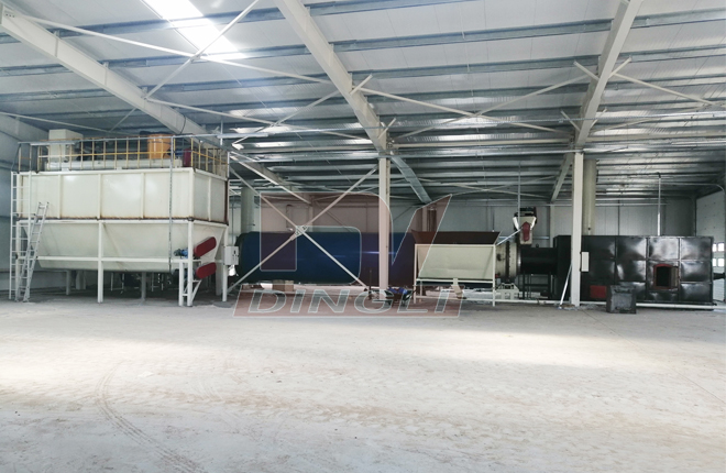 Straw Drying Production Line3