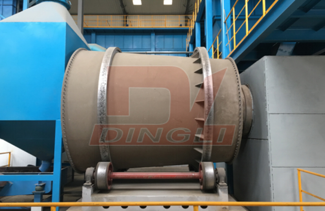 Fly Ash Dryer