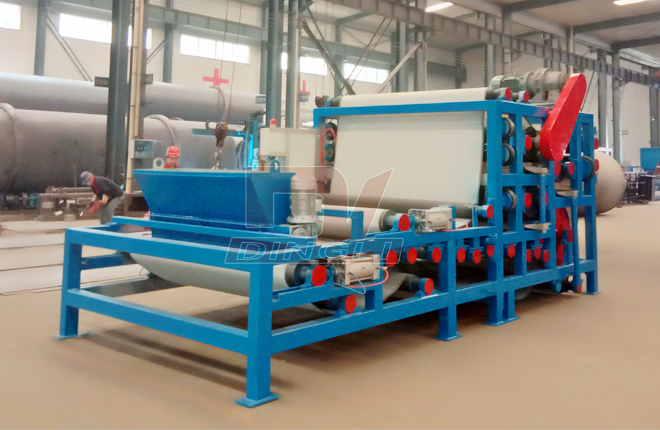 Coconut Coir Dewatering Machine3